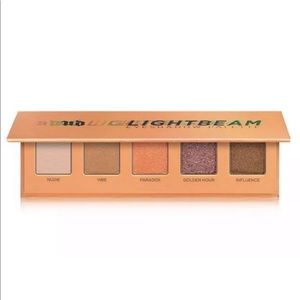 Urban Decay Lightbeam Eyeshadow Palette NIB